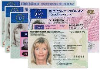 EU Kartenführerschein  Ungarn